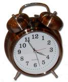 Horloge d'alarme de Bell en métal (KV218)