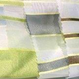 ヤーンは衣服の服の織物のためのジャカードポリエステルファブリックを染めた