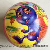 子供は完全な印刷PVC膨脹可能な球を好む