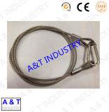 Такелажирование веревочки стального провода/Swaged совместные слинги Softlop