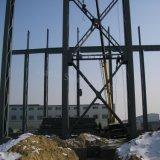 Construcción Estructura de acero para el Taller Industrial
