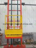 Elevatore 3-Axis verticale di spruzzatura automobilistico professionale dell'uomo della piattaforma della stanza