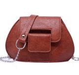 Piccole borse dei sacchetti di spalla delle nuove di modo del cuoio signore dell'unità di elaborazione per la donna