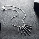 2017 de Populairste Pijler van de Halsband over Juwelen van de Halsband van het Ontwerp van Parels de Eenvoudige