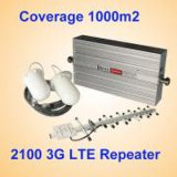 UMTS 3G 2100MHz를 위한 3G 셀룰라 전화 신호 승압기