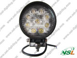 27W LED Flood Light Beam travail / hors Pencil Beam éclairage routier
