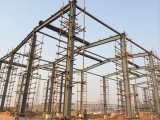 Cadre préfabriqué d'entrepôt de structure métallique (KXD-SSW25)