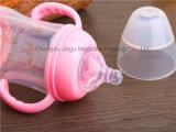 botella que introduce del bebé de cristal 180ml