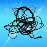Graphitseil (Netzkabel) verdrehte umsponnenes Kohlenstoff-Faser-Seil