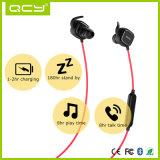 Auriculares sem fio novos magnéticos quentes da colar de Bluetooth com Sweatproof