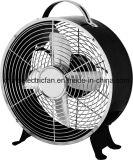 8 인치 시계 팬 금속 /Metal 고대 전기 소형 탁상용 선풍기 작은 전기 금속 팬 세륨 콜럼븀 GS