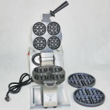 110VAC Baking Machine Commercial Catering EquipmentベルギーWaffle Baker