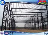 Struttura d'acciaio della costruzione prefabbricata facile dell'installazione per la fabbrica (FLM-010)