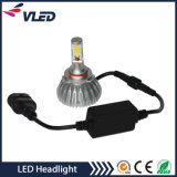 Últimos LED Car Headlights Super Bright 40W H4 H13 9004 9007 Hi Lo LED Headlight Kit