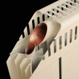Thermostat-Ventil für Raum-erhitzten Aluminiumkühler