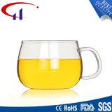 最もよい販売法の茶(CHT8617)のための高いホウケイ酸塩のコップ