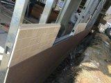 Revestimiento aislado estructural ligero de la pared de la fachada del panel