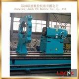 Máquina resistente horizontal C61200 del torno de la precisión de alta velocidad