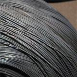 BWG 14, 16, 18, 20, 22 alambre recocido Negro / Negro alambre del lazo / Encuadernación Wire