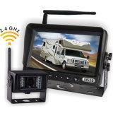 Камера тележки 2.4GHz цифров беспроволочная резервная с камерой иК ночного видения (DF-723H2361)