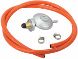 SA Low Pressure Gas Regulator com Hose (SA5G58U28)