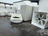 Ventilateur d'extraction de toit de ventilation de série de RS avec le bâti inoxidable de cône pour la volaille