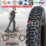 Pneumático/pneu novos da motocicleta do teste padrão da alta qualidade 3.25-16