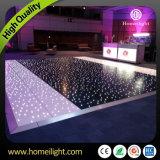 Estrella Dance Floor de la boda LED de la etapa del partido