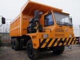 Het mijn-Gebruik van Shacman 6X4 de Vrachtwagens van de Stortplaats