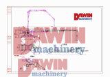 17mのくも移動式具体的な置くブームアームブームDawin