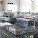 PE pp Lijn van uitstekende kwaliteit van de Uitdrijving van de Raad van pvc de Houten Plastic Holle