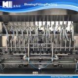 Huile végétale de qualité/usine de machine d'embouteillage de bouteille pâte d'encombrement
