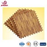 De houten Mat van EVA van de Mat van het Raadsel van EVA van de Mat van het Schuim van EVA van de Korrel