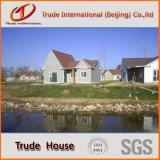 経済的なカスタマイズされた軽いゲージの鉄骨構造のモジュラー建物または可動装置またはプレハブかプレハブグループの生きている家