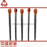 Cilindro hidráulico Rod del cromo de Hitachi