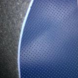 De kleine Lijnen van de Stempel van de Tandenstoker, Blauwe Schoenen, het Kunstleder van pvc