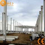 Magazzino prefabbricato della struttura d'acciaio (SS-14707)