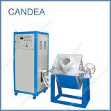 Legierungs-Metallmittelfrequenzinduktions-schmelzender Heizungs-Ofen 160kw 1-10kHz