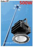 5 лет гарантированности СИД заменяют ть свет суда стадиона светильника 1000W водоустойчивый 500W СИД галоида