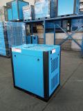 Compresseur d'air variable magnétique permanent de vis de fréquence