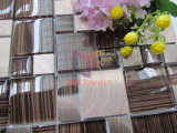 Mozaïek het van uitstekende kwaliteit van het Kristal van de Mengeling van het Aluminium (CFC641)