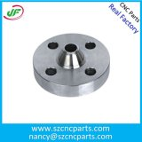 Peça de maquinaria do metal, precisão Zinc-Plated que faz à máquina as peças do CNC,