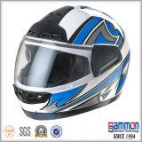 Klassischer kühler volles Gesichts-Motorrad-/Motorrad-Sturzhelm (FL120)