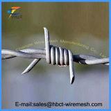 Колючая проволока Hebei гальванизированная Electro