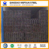 Ss400 Q235 Aufbau-Baumaterial-Quadrat-Stahlrohr