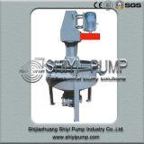 耐久力のある水処理の遠心縦の泡ポンプ