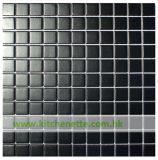 Schwarze keramische Mosaik-Fliese (WH-D563)