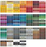 La INMERSIÓN de la artesa de China galvanizó bobinas de acero prepintadas en los colores de Ral