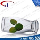 tazza di vetro stampata all'ingrosso standard dell'acqua dello SGS 240ml (CHM8182)