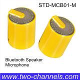 Hablar Altavoz inalámbrico con micrófono para manos libres Speaking (STD-MC-01C)